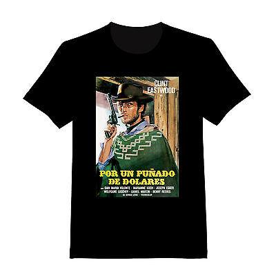 A Fistful of Dollars #2 - Custom Spaghetti Western T-Shirt (155)