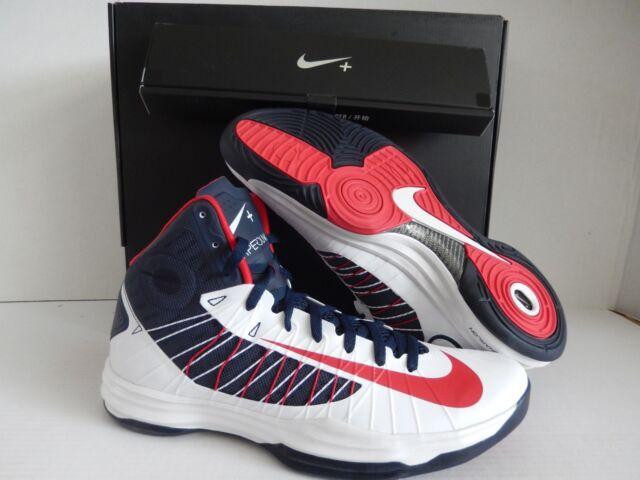541ed70331bd Nike Hyperdunk Sport Pack With Nike Basketball USA Sz 14 RARE 524948 ...