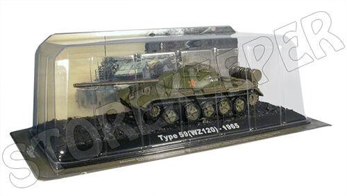China 1965-1//72 No18 Type 59 WZ120