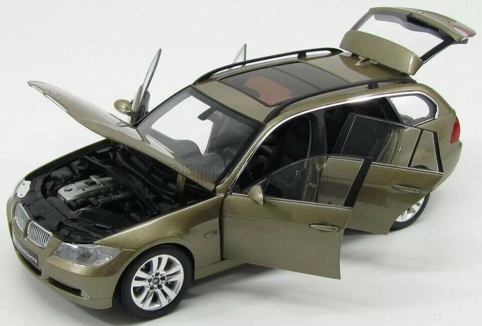 2005 BMW 330i TOURING (E91) KYOSHO 1 18 KY08733GR HTF