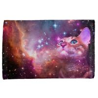 Galaxy Cat All Over Hand Towel