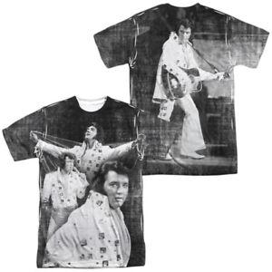 Authentic-Elvis-Presley-Mugshot-Arrested-photo-Sublimation-Front-Back-T-shirt