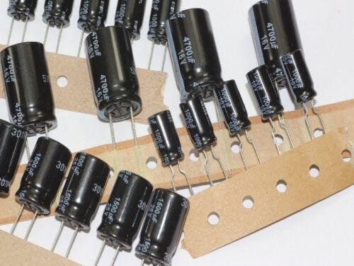 10uf 400v Panasonic Japón Condensador electrolítico Radial 2 un