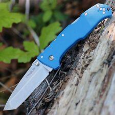 Couteau Cold Steel Pro-Lite Blue Lame Acier 4116 German Manche FRN CS20NSTLU