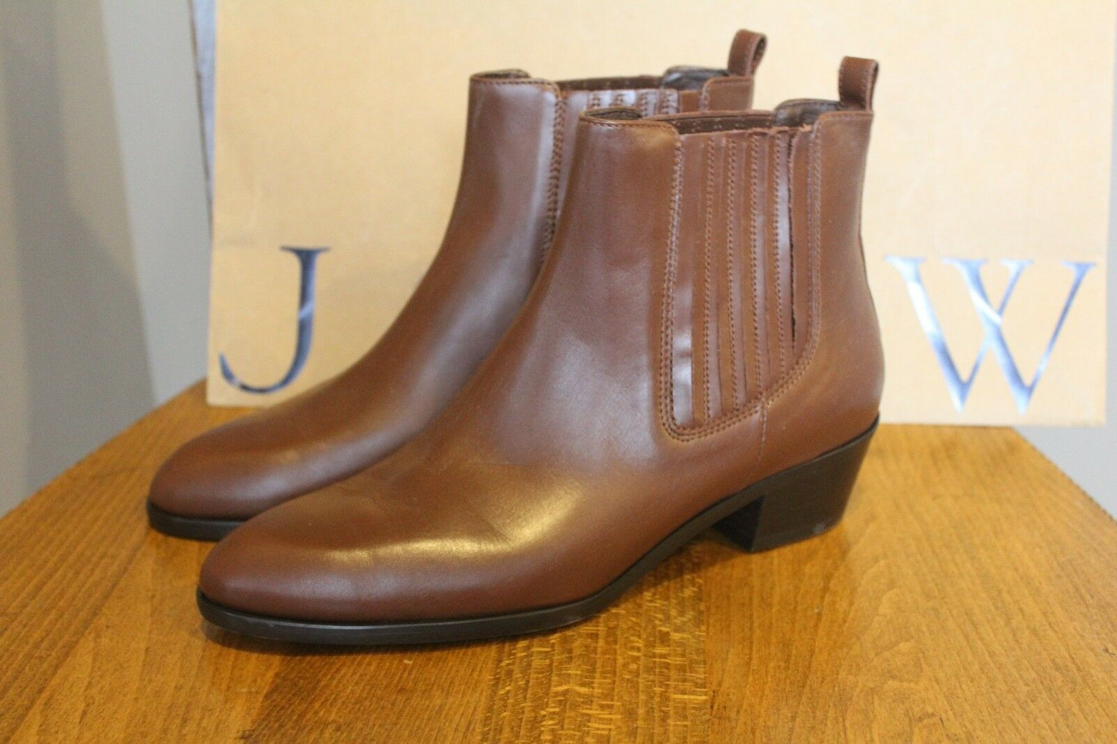 New New New J Crew Chelsea Stiefel Sz 6 Retail 248 Classic Braun 03002 f5ab6f