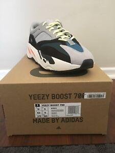 Grey 9 Og Wave Boost 700 Adidas Runner Yeezy Tamaño 5 wHxSqf