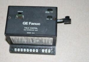 Ge Fanuc IC670GBI002H Genius Field Control Bus Interfac