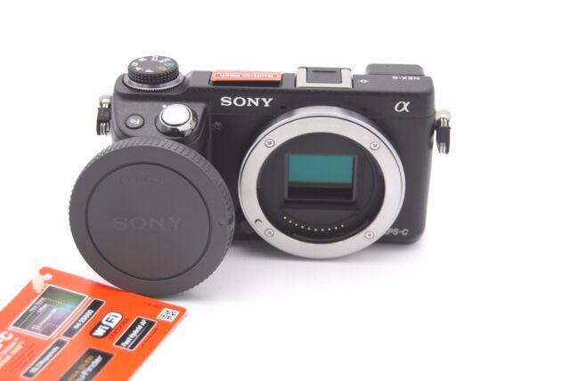 Sony NEX-6 Digital Camera SEL30M35V2D Lens Driver Download