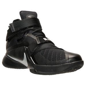 lowest price c06d5 6477e Image is loading Men-039-s-Nike-LeBron-Soldier-9-PRM-