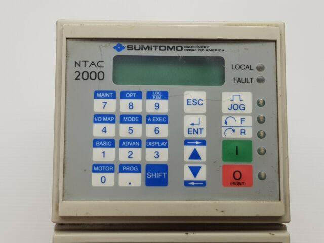 Sumitomo NTAC 2000 Keypad