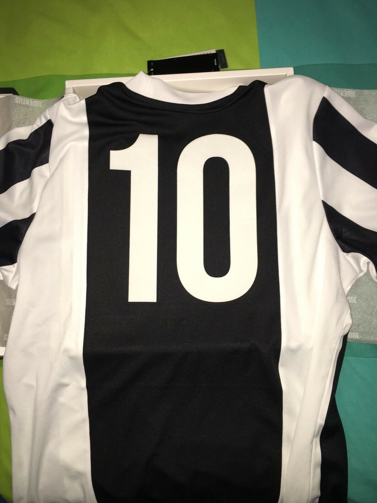Maglia Shirt Juventus Celebrativa 120 Years N.10 XL LIMITED EDITION 1893 1897