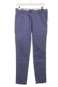 MAISON SCOTCH Chino SKINNY FIT stretch bleu dur femme taille 29