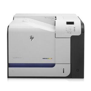 HP-Colour-LaserJet-M551DN-M551-A4-USB-Duplex-Network-Laser-Printer-Warranty