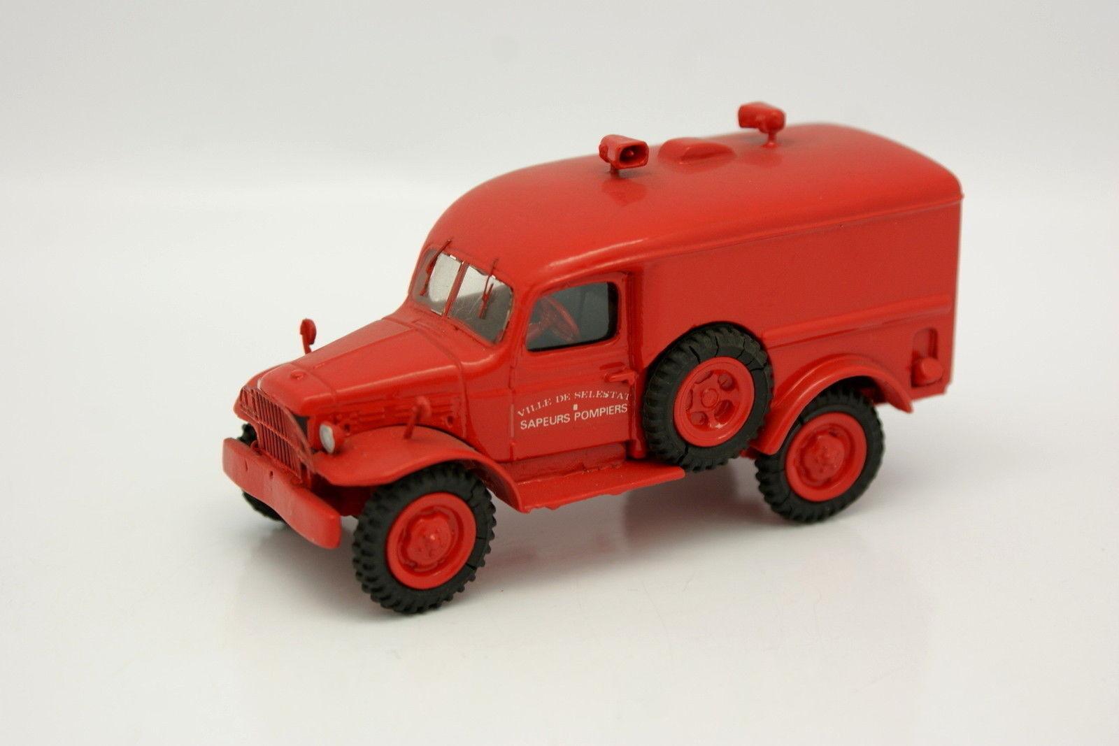 CCC 1 50 - Dodge 54 Pompiers de Selestat