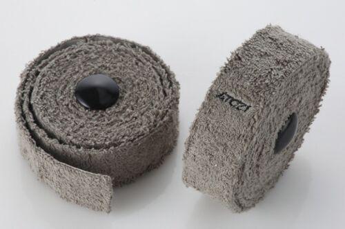 Gray New Road Bike Bicycle Cycling Towel Handlebar Terry Cotton Tape Wrap MTB