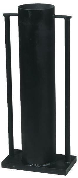 Handramme für Holzpfosten bis 15cm