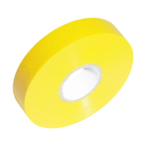PVC Electrical Insulating Tape Flame Retardent Coloured Insulation Tapes 19mm