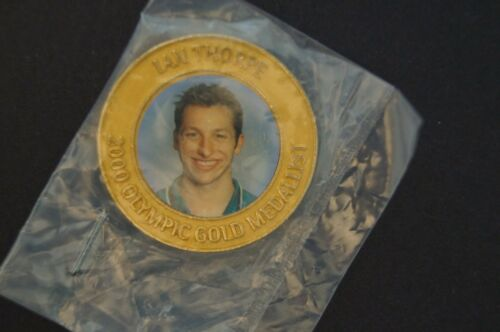 Olympic Games Collectable Official Gold Medallist Collection Ian Thorpe