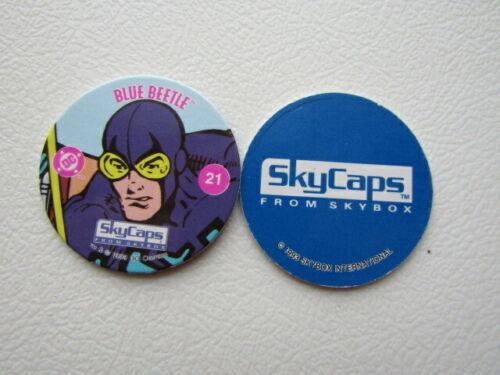 Skybox 1993 Skycaps DC Comics Pog Variants e10