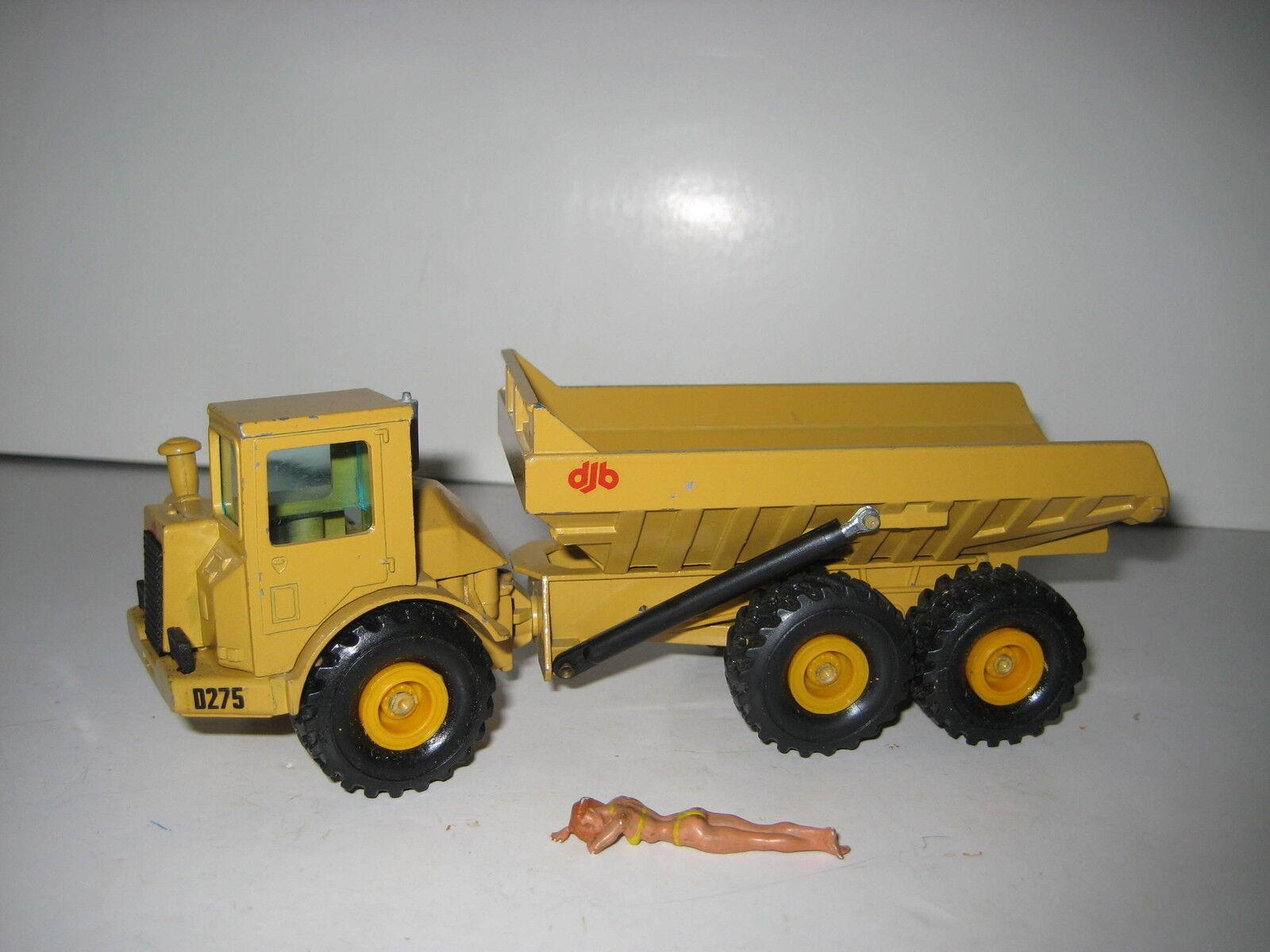 DJB D 275 Dumper NZG 1 50 RAR