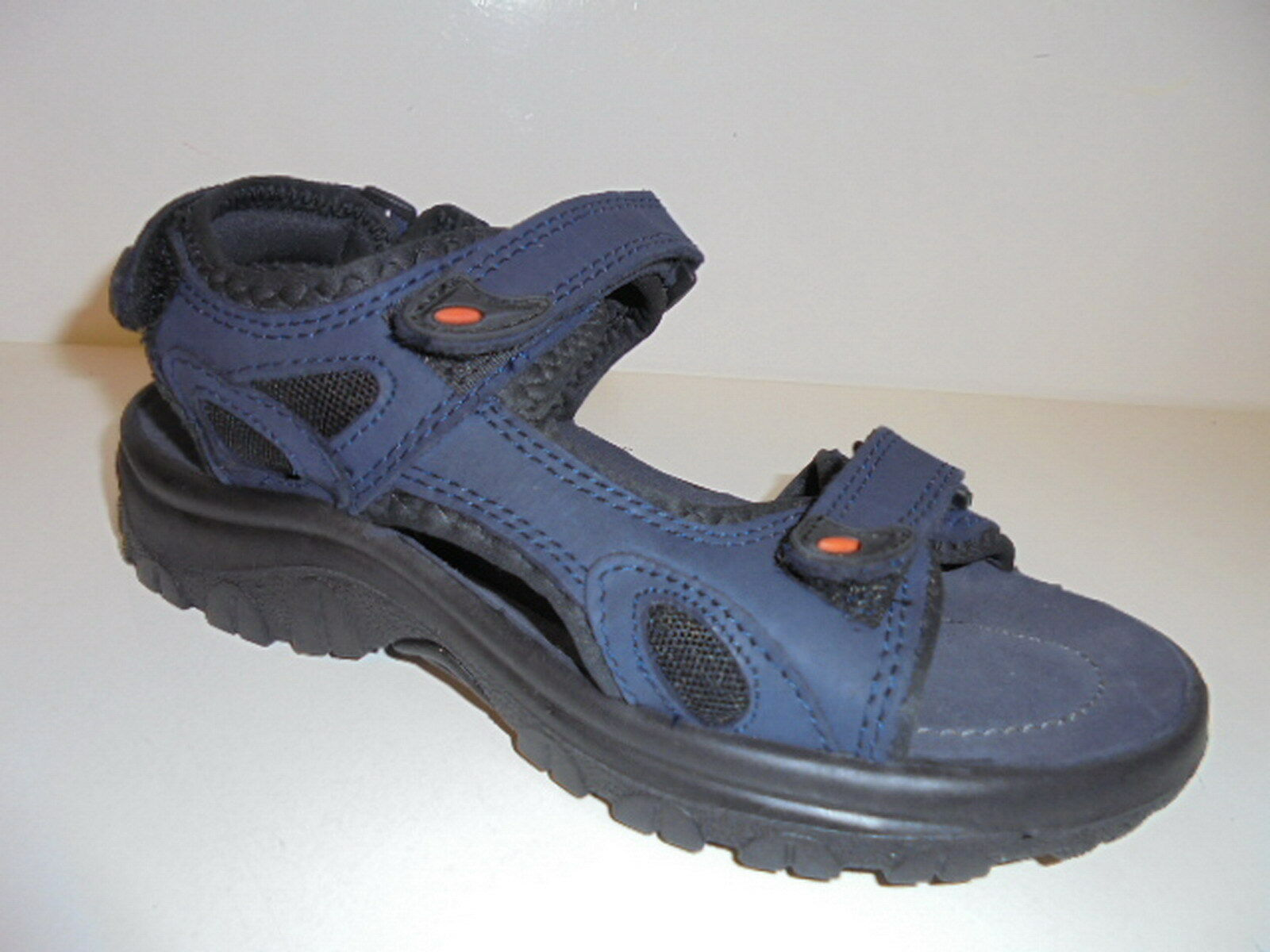 2steps  Damenschuhe Sandale Treckingsandale Freizeit blau Gr. 41 Art.515010