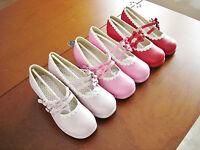 Bodyline Sweet Lolita Side Bow Wedge Shoes 2 Heel Sizes Jp 23-24 Us 7-8