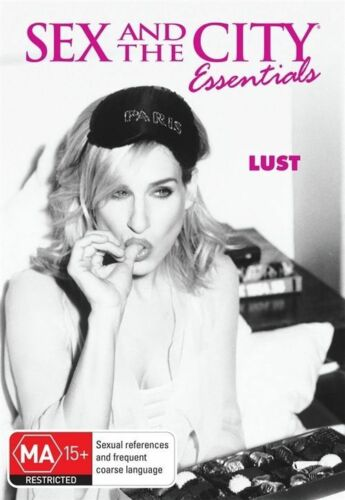1 of 1 - Sex and the City Essentials - Lust (DVD, 2008) Region 4