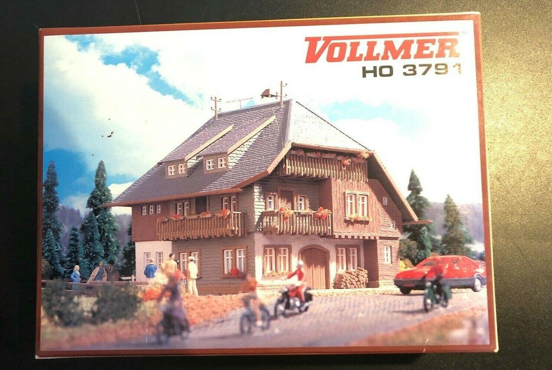 Vollmer HO 3744 Bauernhaus mit Remise Neu