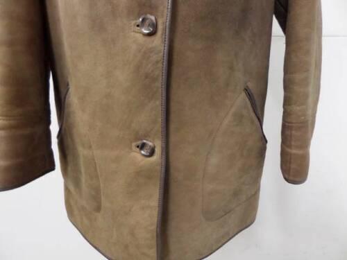 40 Coat pecora 18 marrone Size pelle Womens in Brown Womens 40 di taglia Westcountry Westcountry 18 Sheepskin Coat gAqT5T