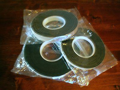 expandiert von 4 auf 20mm Acryl 300 vorkomprimiertes selbstklebendes Dichtungsband Kompriband Fugendichtband Fensterdichtband Quellband anthrazit 8,0m Komprimierband 20//4 Bandbreite 20mm