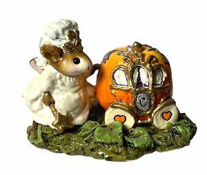 Wee-Forest-Folk-Fairy-Godmother-Transforming-Pumpkin-W-Box-1989-C-7