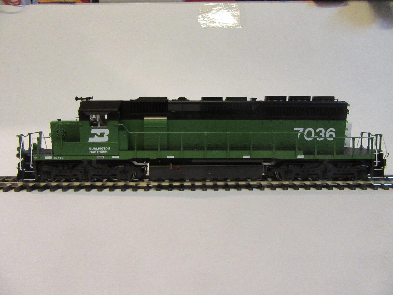 Kato diesellok burlington northern EMD sd40-2 estados unidos 1 87 ferroCocheril