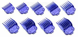 Andis-Nano-DOUBLE-Magnetic-Barber-Guards-Combs-Guides-9-SET-Master ...