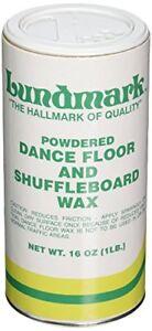 New Lundmark Wax Lun 3224p001 12 X 1 Lb Dance Floor Wax Free