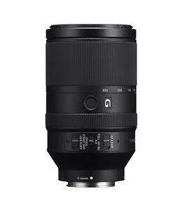 NEW Sony SEL70300G FE 70-300mm f/4.5-5.6 G OSS Lens for E-Mount