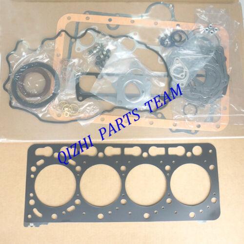 Engine Overhaul Engine Head Gasket kit For Kubota V3300 V3300-DI 12Valve Engine