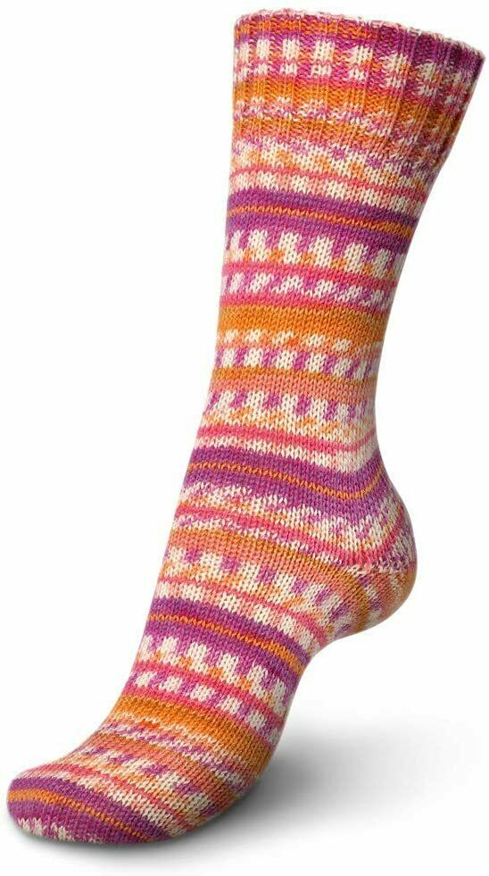 Regia 4ply Color Sock yarn 100g #7203 Papagei