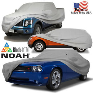 2015-2019 Ford Mustang Coupe Fastback NOAH Outdoor Weather Proof Car Cover