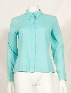 034-Gaston-Jaunet-034-annees-60-Francais-Vintage-Party-shirt-UK-10