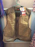 Nra Convertible Shooting Vest Sz L