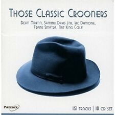 THOSE CLASSIC CROONERS 10 CD NEU