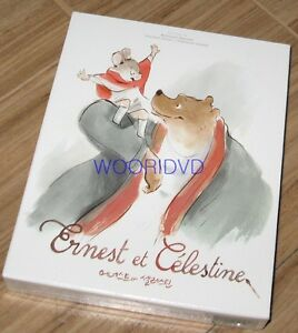 Ernest Celestine Plain Archive Blu Ray Limited Edition Ver A New Ebay