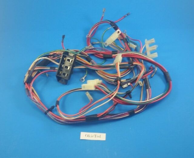 3394308 Whirlpool KitchenAid Dryer Wire Harness | eBay on electrical wiring switches, electrical computer connectors, electrical wiring diagrams, electrical wire connectors push in, electrical connectors for wiring, electrical wiring product, electrical sleeve connectors, electrical wire connectors types, electrical connectors product, electrical wiring accessories, toyota electrical connectors, electrical cable connectors, electrical wiring tools and equipment, electrical switch connectors, electrical wiring couplers, electrical wire connectors automotive, electrical wiring for automobiles, electrical spring connectors, electrical transformer connectors, electrical wire repair,