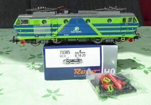 ROCO-73385-E-Lok-El-16-der-tgoj-SJ-ep-5-6-dcc-digital-mit-Sound-Eine-TOP