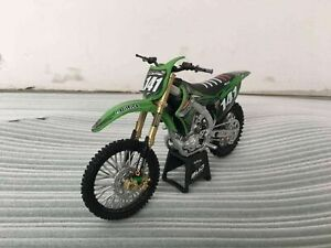 Newray-Kawasaki-NO-141-Motorcycle-Model-Toy-1-12