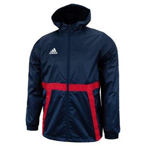 Jacke adidas tango windbreaker hoody