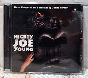 Mighty-Joe-Young-Original-Soundtrack-James-Horner-Like-New-CD-Grande-Joe