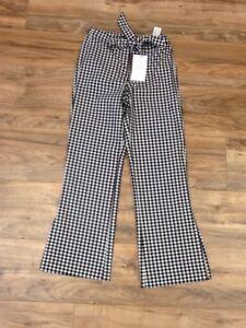 Pantalone Trafaluc Donna Larga Piccola Collezione Taglia Gamba Zara vOXn0pW