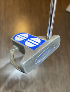 """B-Square Two Ball Putter 35.5"""" Long & Headcover"""
