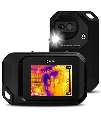 FLIR C2 Compact Pocket Portable Thermal Imaging Infrared IR Camera